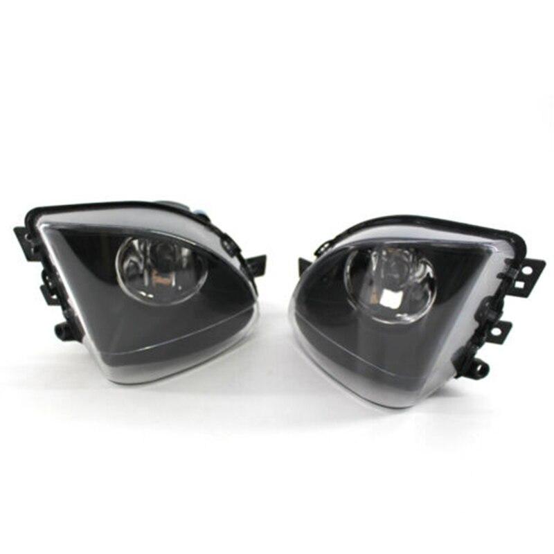 2Pcs Front LED Fog Light Fog Lamp for BMW 5 Series F10 F11 520I 523I 528I 63177216885 63177216886