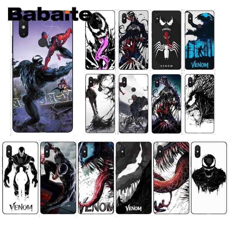 Babaite ホットテレビマーベルヴェノスパイダーマン美しいかわいい電話ケース xiaomi6 MIX2 note3 redmiK20 7 xiaomi8 SE redminote4 note5 5A