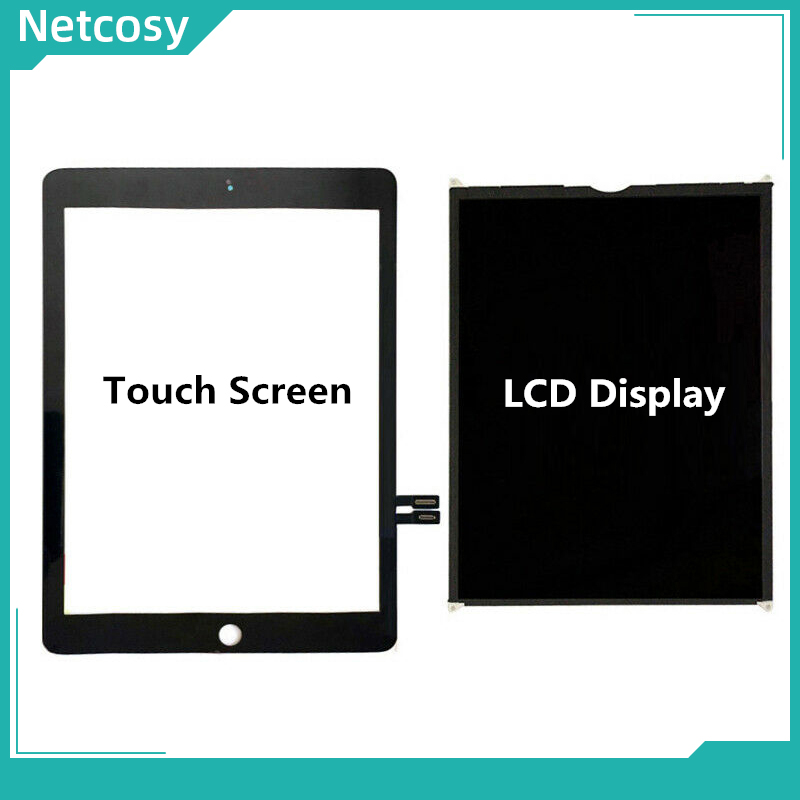 Tablet Touch Screen / LCD Display Replacement Parts For Ipad A1893 A1954 Screen Repair For IPad 9.7 2018 Version A1893 A1954