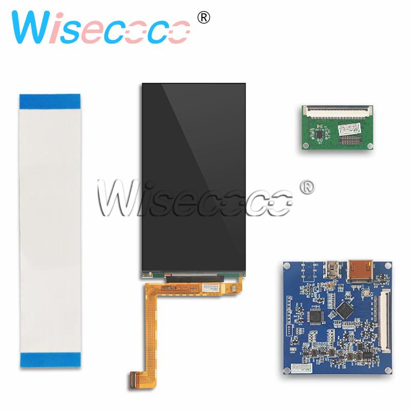 6 inch 2560*1440 2K LS060R1SX01 LCD Module Screen VR Virtual Reality DIY DLP Projector Kit SLA 3D Printer Monitor 1440P