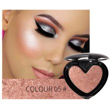 High-Gloss Powder Three-Dimensional Brightening Skin Repair Capacity Pearlescent Champagne Nose Shadow