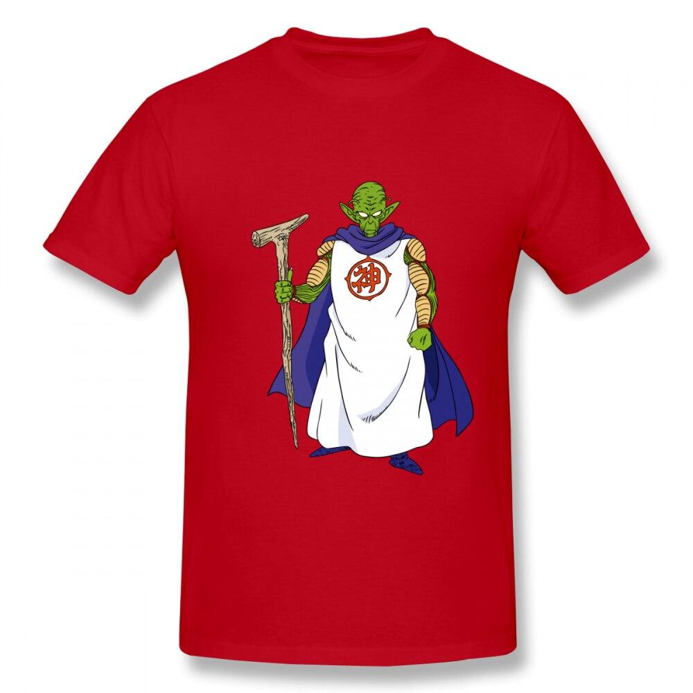 Dragon Ball Celestial Spirit off white Men 39 s Basic Short Sleeve T Shirt 100 Percent Cotton Graphic Tshirt in T Shirts from Men 39 s Clothing