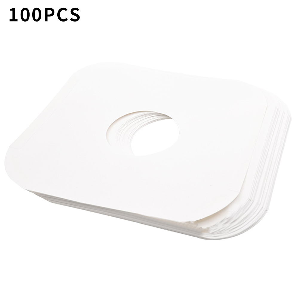 Sweet-Tempered 100pcs Lp Album Cover Dustproof Inner Home Audio Container Protective 7 10 12inch Thickened Vinyl Sleeve Accessories
