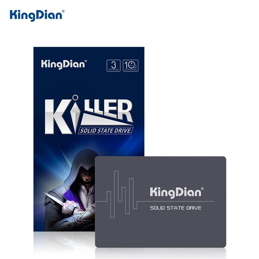 KingDian SSD 1tb 240gb 480gb 120gb SSD SATA 2.5 128gb 256gb 512gb HD SSD HDD 960gb Internal Solid State Hard Drive Disk S280