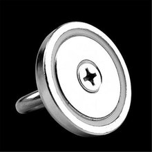Strong magnet key hook magnetic iron door strong stainless steel
