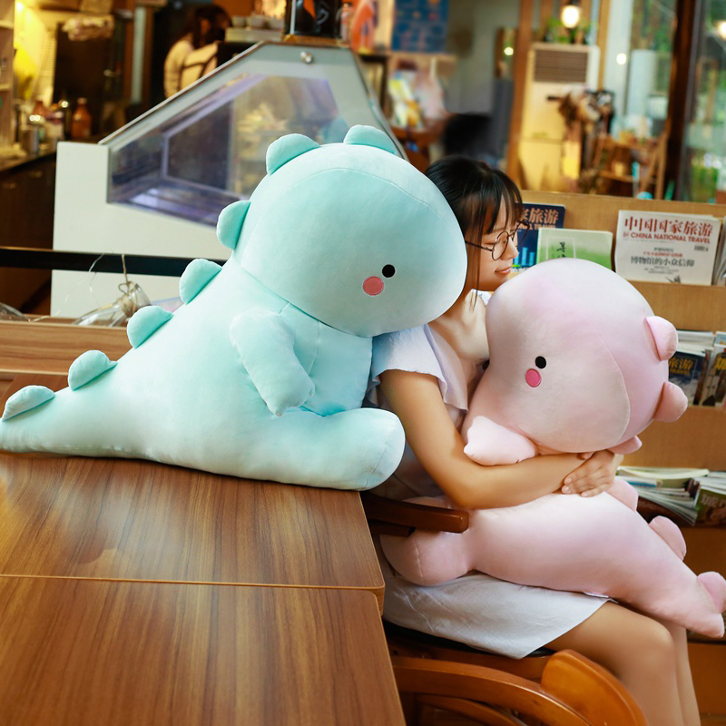 New Arrive 30 50CM Dinosaur Plush Toys Kawaii Stuffed Soft Animal Doll for Children Baby Kids Cartoon Toy Classic Gift|Stuffed & Plush Animals| - AliExpress