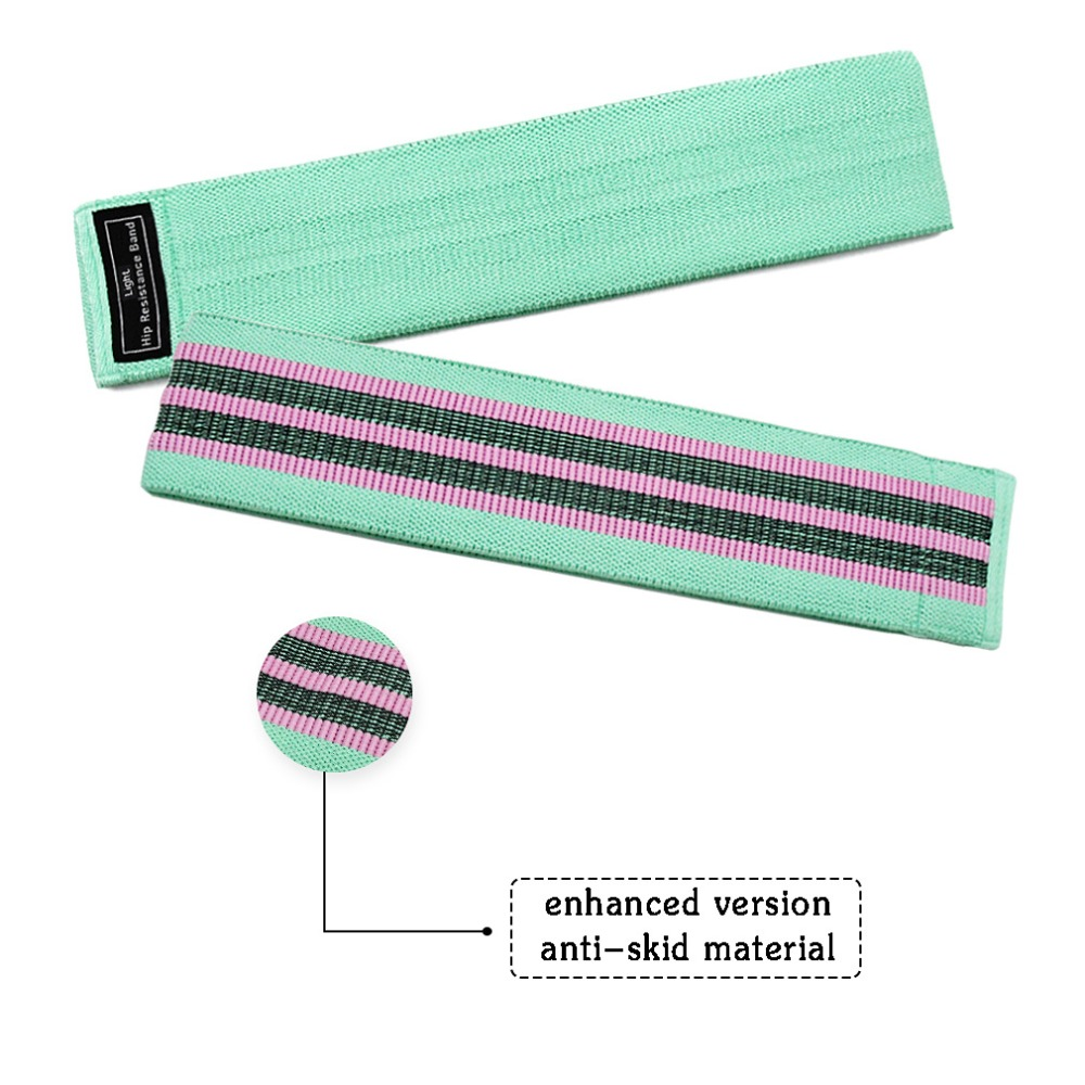 3 Piece Fitness Rubber Bands Resistance Bands Expander Rubber Bands For Fitness Elastic Band For Fitness Band Training Mini Band0005