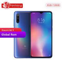 Global ROM Xiaomi Mi 9 Mi9 8GB 128GB Snapdragon 855 Octa Core Mobile Phone 6.39