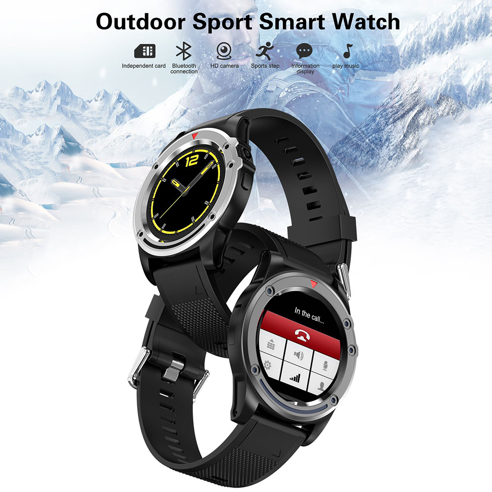High Quality Sports Smart Watch Men Waterproof ECG PPG Blood Pressure Heart Rate Fitness Watches Reloj Hombre Mode SmartWatch