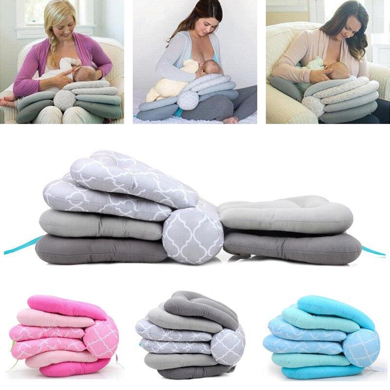 Multi-Function Breastfeeding Pillow Maternity Nursing Pillow,Adjustable Height