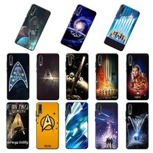 Star Trek for huawei honor 9x pro 8x 10 10 lite 20 20 pro Clear Soft Silicone Phone Case(China)