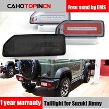 Светодиодный задний фонарь для Suzuki JIMNY jimny задний фонарь противотуманная фара парковочный стоп-сигнал поворот сигнал Реверсивные огни лампа