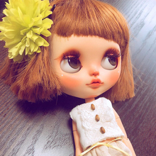 Factory Neo Blyth Doll Customized Matte Face,1/6 BJD Ball Jointed Doll Blyth Dolls for Girl,Reborn Baby Born Toys for Children 5 factory blyth doll bjd neo blyth doll nude customized matte face dolls can changed makeup and dress diy 1 6 ball jointed dolls