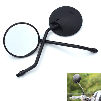 Universal Round Shape 10mm Motorcycle Back View Mirror for BMW K1600 K1200R K1200S R1200R R1200S R1200ST R1200GS image
