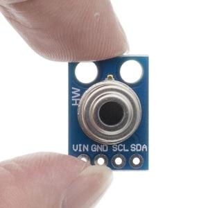 Image 5 - GY 906 MLX90614 MLX90614ESF Non contact Infrarood Temperatuursensor Module Iic Interface Ir Sensor Compatibel GY906