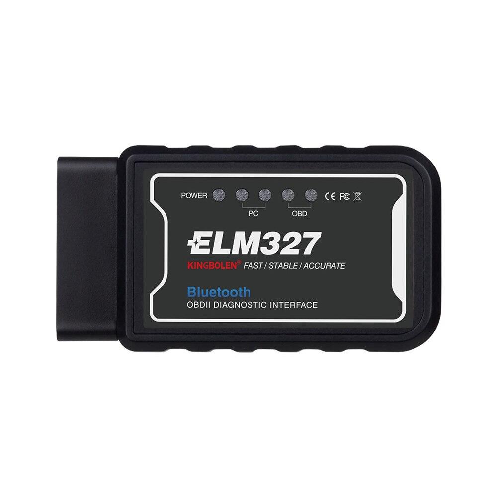Bluetooth WIFI V 1,5 ELM327 OBD2 Scanner PIC18F25K80 iphone Android Auto Diagnose Werkzeug Für Volkswagen Renault Skoda Hyundai KIA