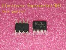 Frete grátis 100 unidades/lotes PIC12F675 I/p pic12f675 dip 8 novo original ic em estoque!