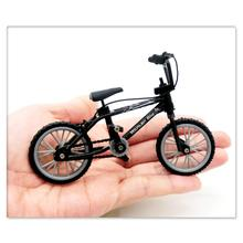 Retro Mini Finger BMX Bicycle Assembly Bike Model Toys Flick Trix Finger Bikes Toys BMX
