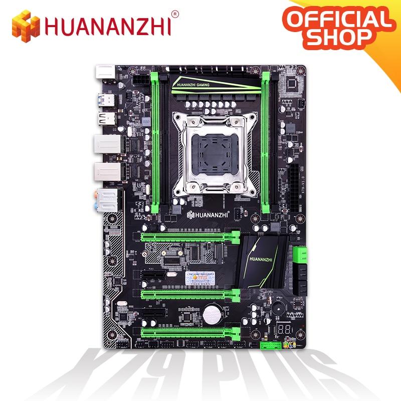 HUANANZHI X79 PLUS X79 Motherboard X79 For Intel LGA 2011 E5 DDR3 1333 1600 1866MHz 64GB M.2 PCI E NVME ATX Mainboard|Motherboards| - AliExpress