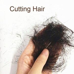 Триммер для волос с разрезом, новинка 2021, профессиональная машинка для стрижки волос с USB зарядкой, машинка для стрижки волос с гладкой поверхностью, набор для красоты, пакет, продукт, двойной 1/4 дюйма 1/8 Триммеры для волос      АлиЭкспресс