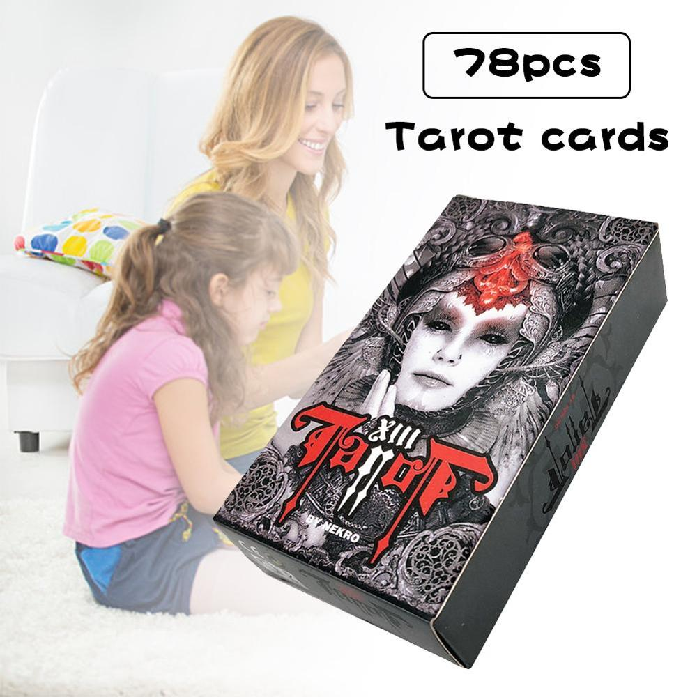 Boardes Game 78-card Wheel Of The Year Tarots Read Fate Tarot Game For Personal Use Boardes Game A 78-card Deckes And Guidebook