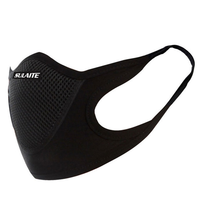 Dustproof Windproof Mask Anti Dust Face Mask Ski Snowboard Skating Cycling Anti-bacterial Reusable Breathable Mask Sulaite 4