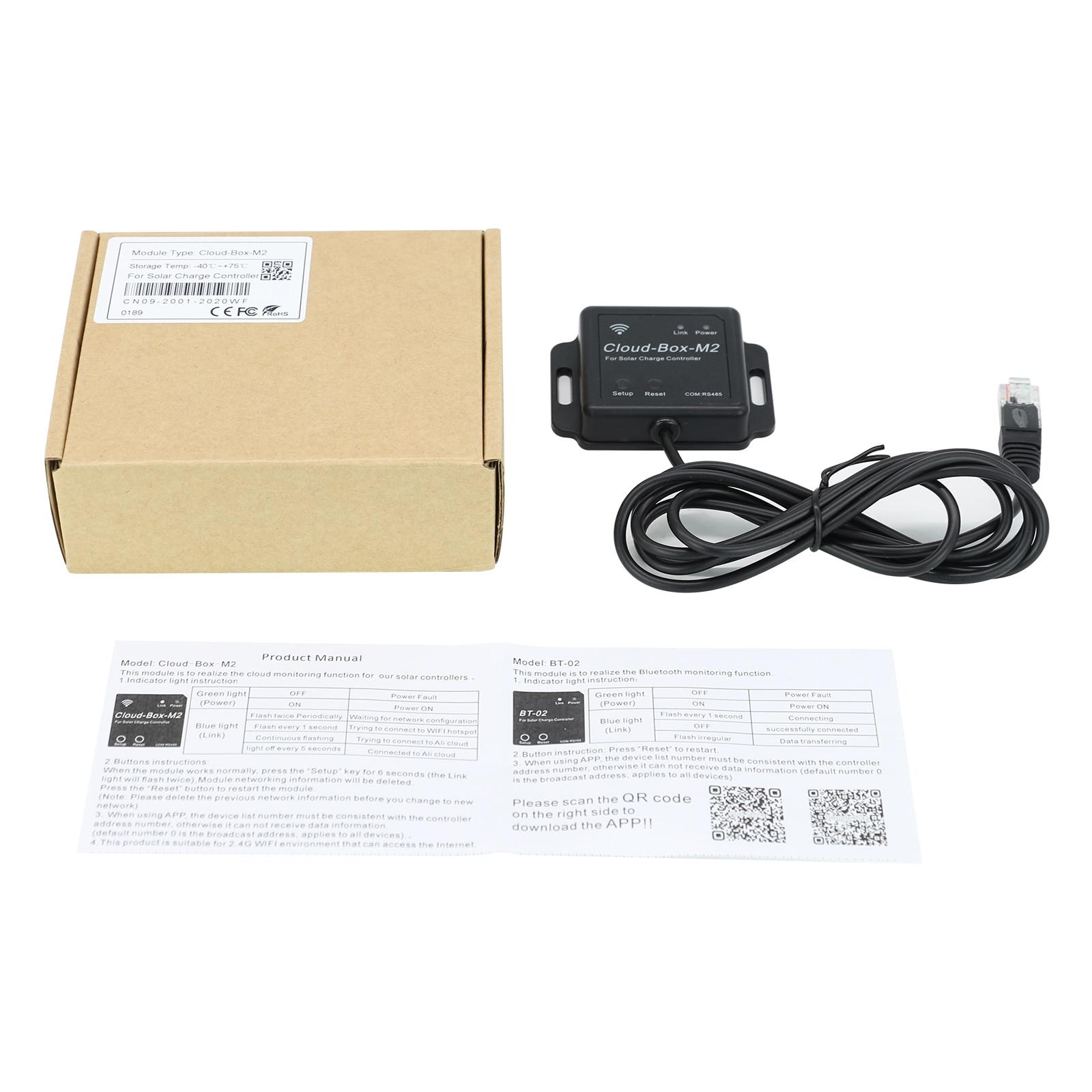 MPPT 60A Solar Charge Controller 12V 24V 36 48V Auto LCD Display Max 150V Solar Panel