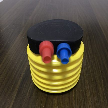 Image 4 - 1pc 12x13cm air pump for Inflatable Toy and balloons foot balloon pump compressor gas pump for party decoration-in Ballons & Accessories from Home & Garden