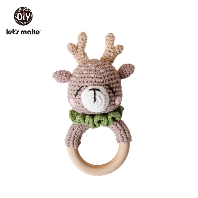 KNUFL RATTLE Free Pattern - Laydiy 2019 new crochet site | 640x640
