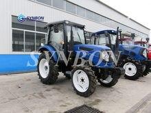 SYNBON ciągnik rolniczy 80HP 4*4 ciągnik hydrauliczny ciągnik rolniczy o dużej mocy ciągnik rolniczy maszyny rolnicze SY804