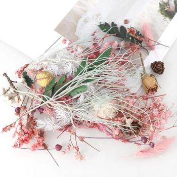 1 Bag Of Random Mixed Dried Flowers image