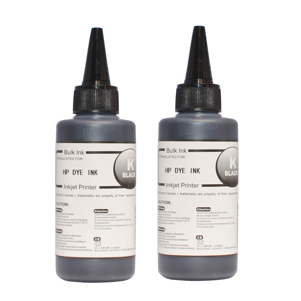 Printer Ink For HP140 141 HP300 HP301/xl HP302 HP121 HP122 HP650 HP652 HP651/XL HP123 Hp123 21 60 61 Hp62 Hp62xl 63 64 65 74 75