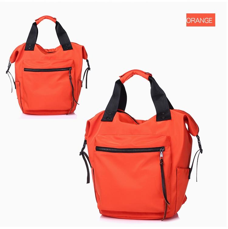 H778383124c9c4d0694da23d40cdccb56a Casual Nylon Waterproof Backpack Women High Capacity Travel Book Bags for Teenage Girls Students Pink Satchel Mochila Bolsa 2019
