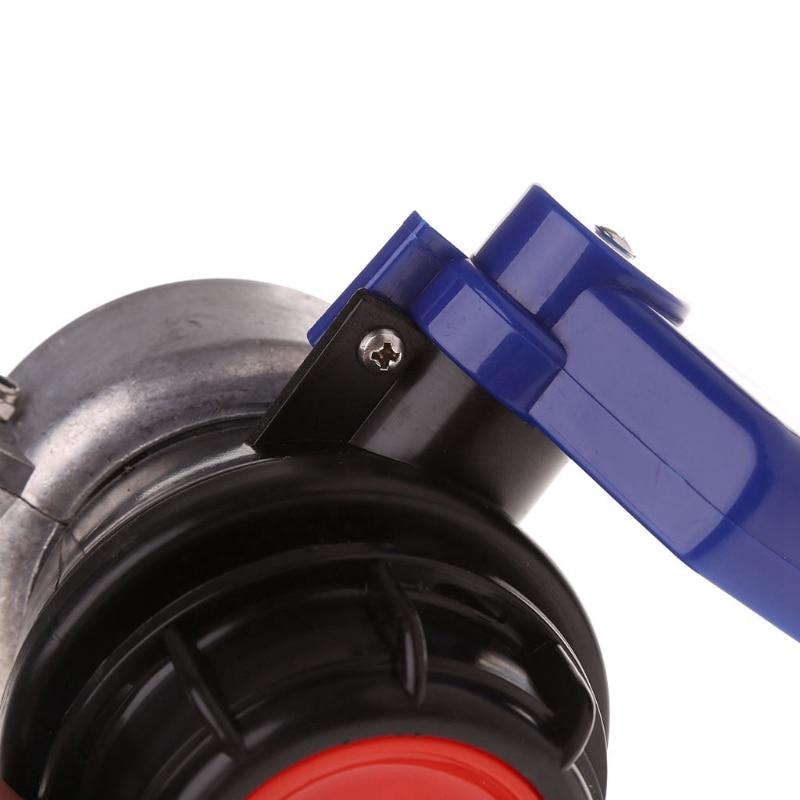 Ibc Tote бак шаровой клапан дренажный адаптер 2,95 дюймов грубой резьбой