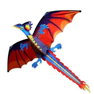 3D Stereo Dinosaur Kite Plaid