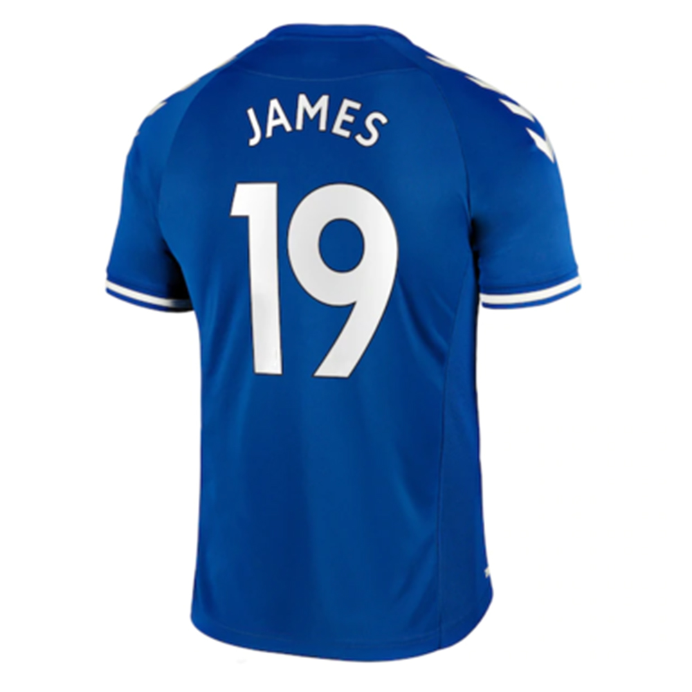 Camiseta Everton Toffees James Doucoure Walcott para hombre y mujer, camiseta personalizada con identificación, camiseta de alta calidad, camiseta para hombre y mujer 2020|Camisetas| - AliExpress