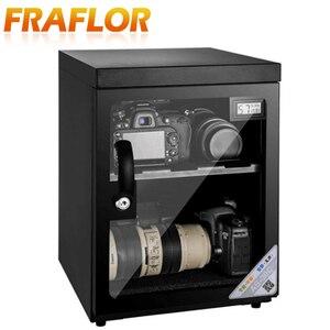 Image 4 - 30L 용량 방습 카메라 드라이 박스 DSLR 카메라 렌즈 보관 캐비닛 LED 디지털 디스플레이 전자 자동 건조 캐비닛