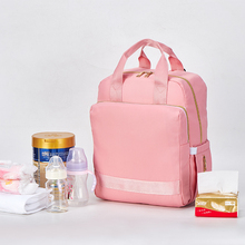 Multi-function Mommy Baby Diaper Bag Backpack waterproof Large Capacity Care Bags For Fashion Womens