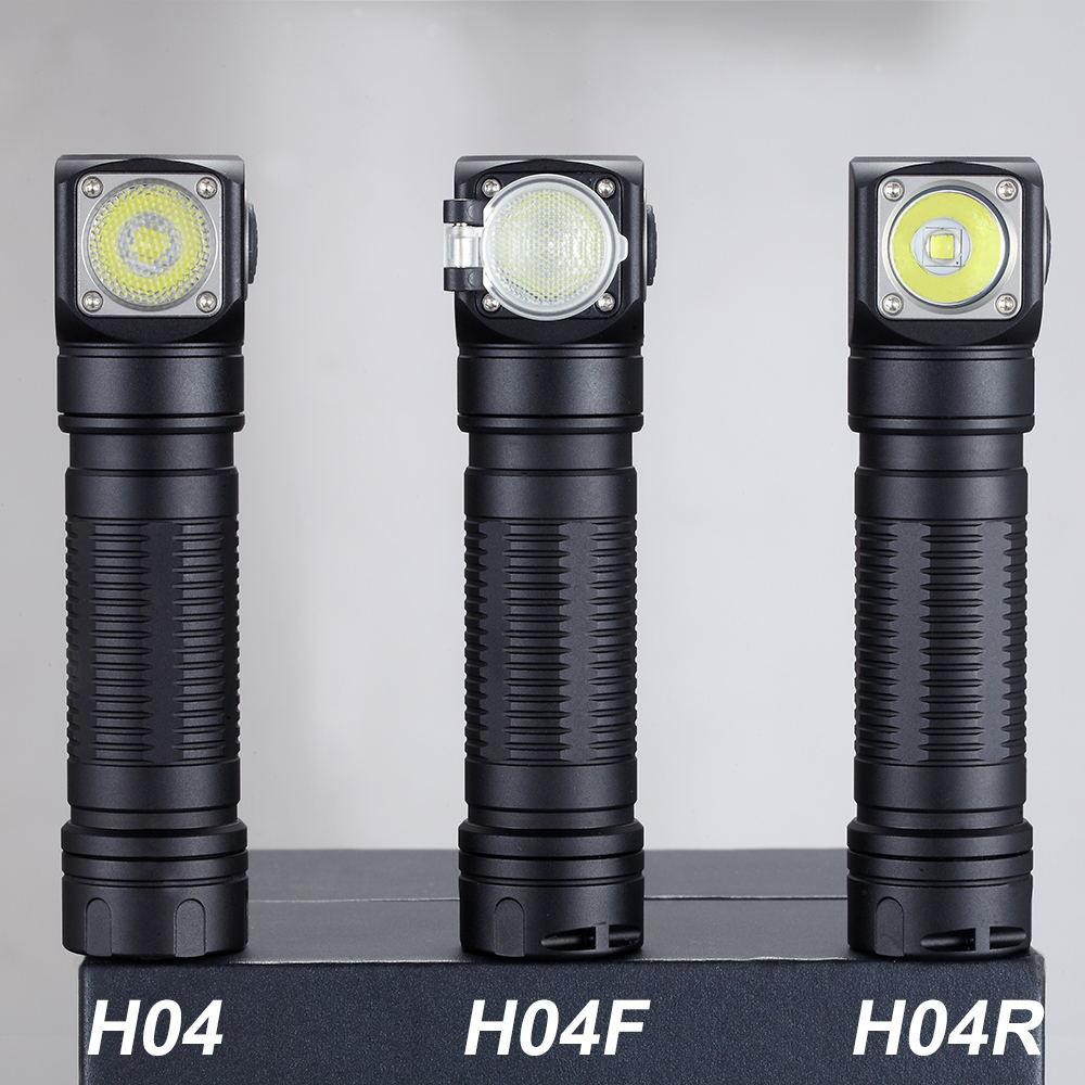 New Skilhunt H04 H04R H04F Led Headlamp Lampe Frontale Cree XML1200Lm HeadLamp Hunting Fishing Camping Headlight+Headband