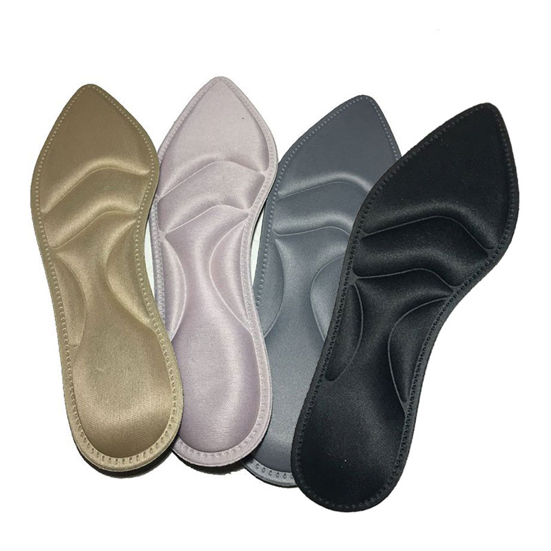 Suede Memory Foam Orthotic Insole Arch Support Orthopedic Insoles Shoe Pads DP