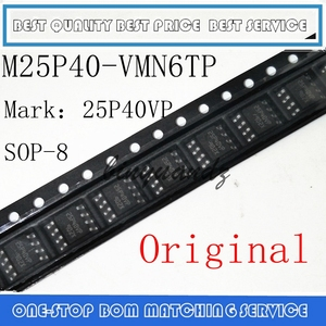Image 1 - 20PCS 100PCS M25P40 VMN6TP SOP 8 M25P40VMN6TP SOP M25P40 25P40VP SOP8 원래
