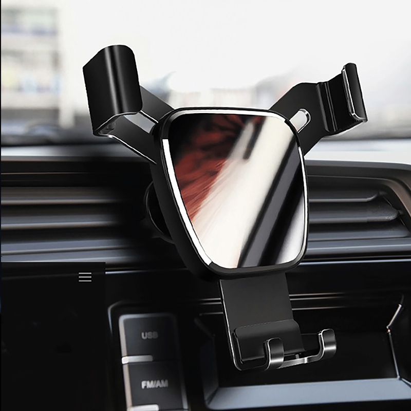 GPS Car Phone Holder Gravity Car Air Vent Mount In Car For IphoneX XS XR 11Pro Max 6S 7 8 Phone Stand Support Smartphone Voiture