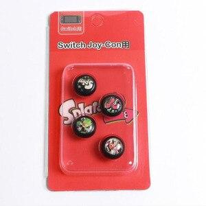 Image 4 - Thumb Stick Grip Cap Analog Joystick Cover Case For Nintend Switch Splatoon Zelda Game NS Lite JoyCon Controller Joy Con Joypad