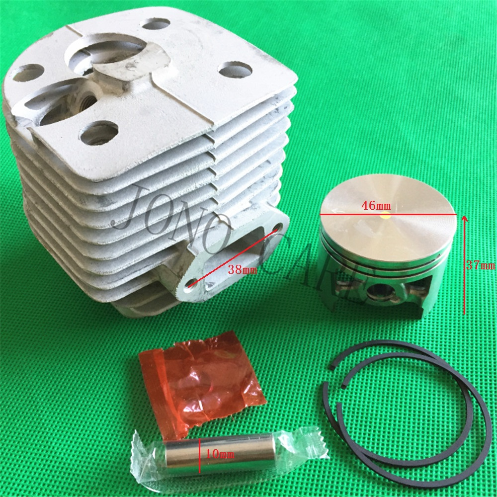 Cylinder Kit For STIHL Brush Cutter Trimmer FS420 FS550 FS 420, FS 420 L, FS 550, FS 550 L (46mm) [#41160201215]