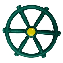 Steering-Wheel with The Pirate Children's-Game Stir-Your-Child's-Imagination Plastic