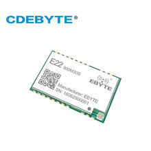 Ebyte E22-900M30S SX1262 915MHz LoRa Module 30dBm Long Range IoT Transceiver SMD PA LNA IPEX Stamp Hole Transmitter and Receiver