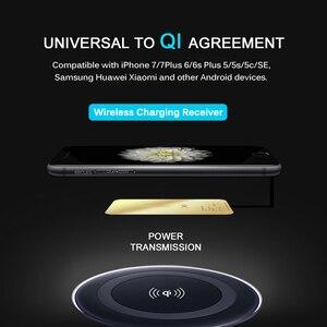 Image 5 - 10 ワット高速ワイヤレス充電器 Iphone XR XS 最大 X11 プロチーワイヤレス充電レシーバー iPhone 6 7 プラスサムスン華為タイプ C