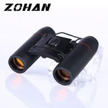 Складной бинокль ZOHAN, Складной телескоп дневного и ночного видения, зум 30x60, для путешествий, охоты, кемпинга