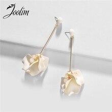 Joolim High Quality Flower Dangle Earring Drop Fashion Jewelry Wholesale