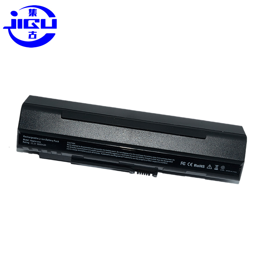JIGU Battery For ACER Aspire One AOA150-Ab AOA150- BW AOA150-1001 D150 D250 ZG5 (Linux) 8.9 Mini Laptop Series image